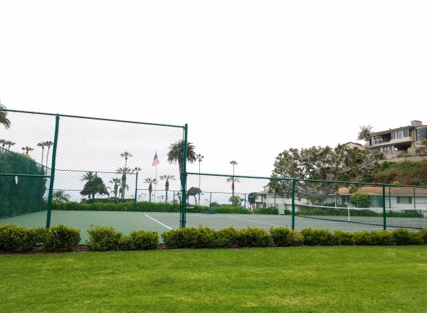 Emerald Bay Tennis, Emerald Bay Neighborhood, Laguna Beach