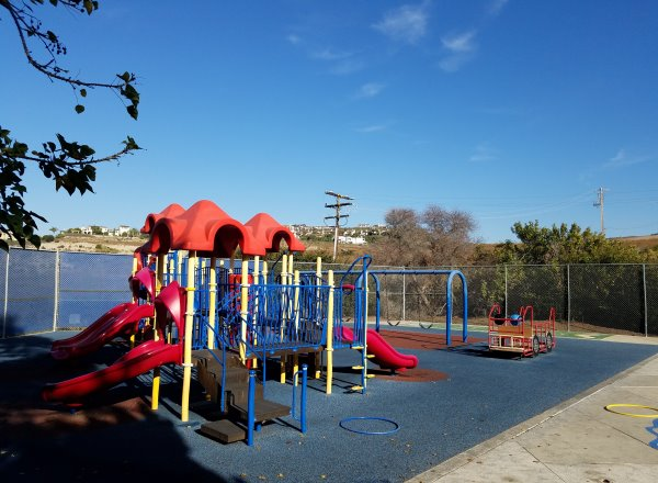 El Morro Elem School Playground Laguna Beach California Orange County